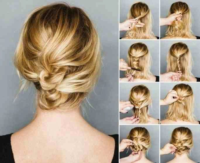 excellent updos short hair wedding collection-Charming updos short hair wedding layout