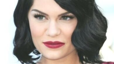 Photo of Jessie J Short hairstyles