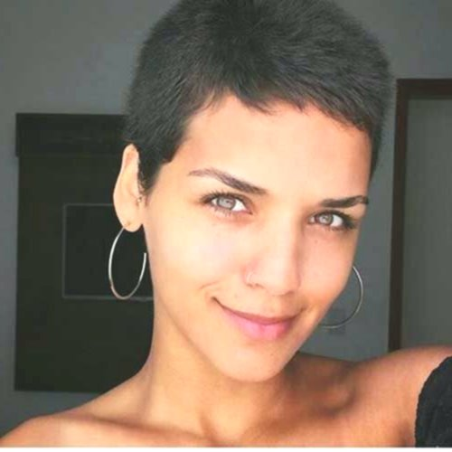 Inspirational Very Short Hair Collection Top Very Short Hair Inspiration