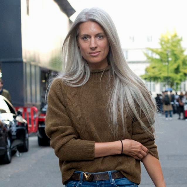 Stylish Why Hair Gray Photo Modern Why Be Hair Gray Collection
