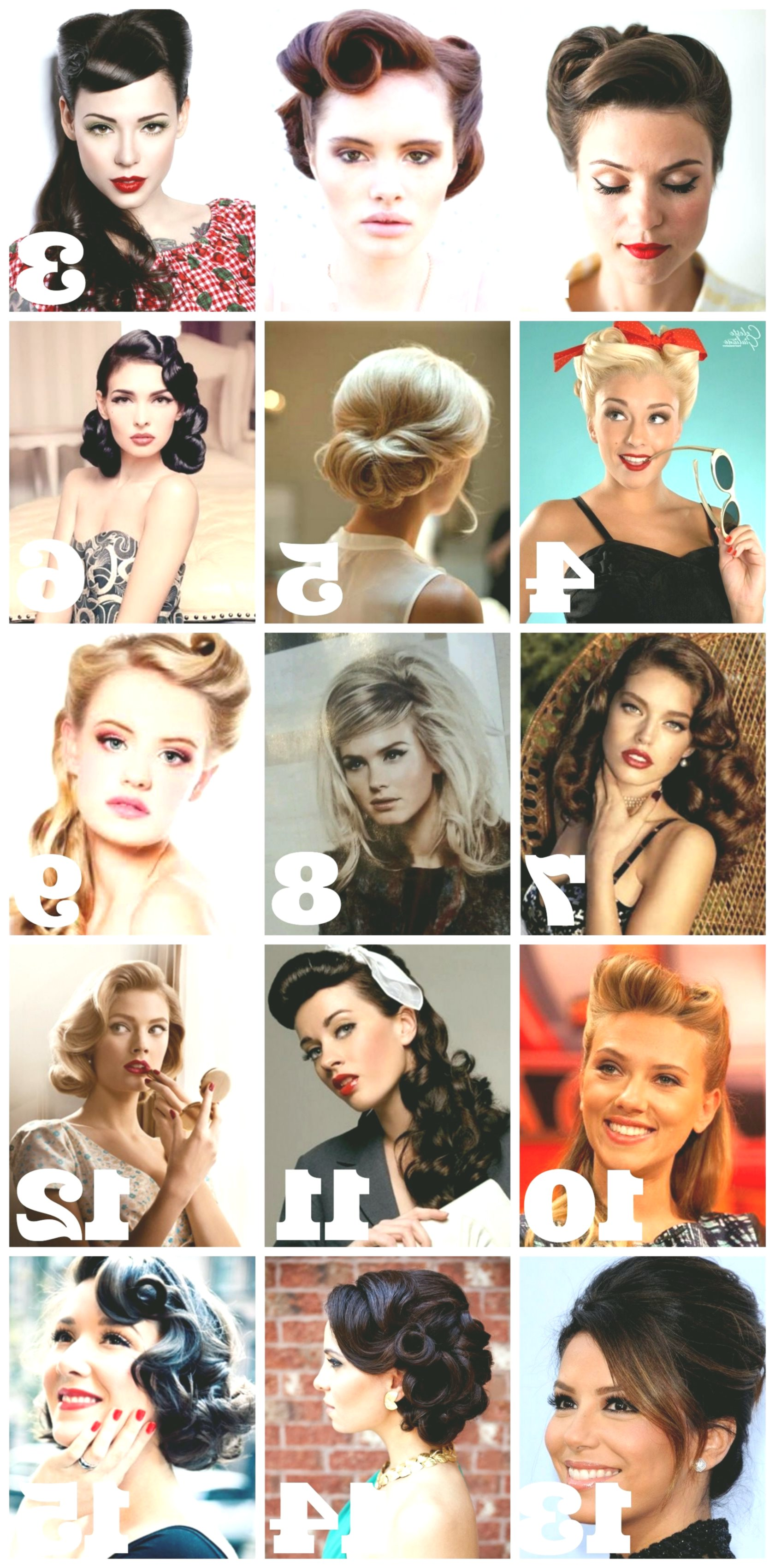 fancy 50 years hairstyles inspiration-Best 50 years hairstyles model