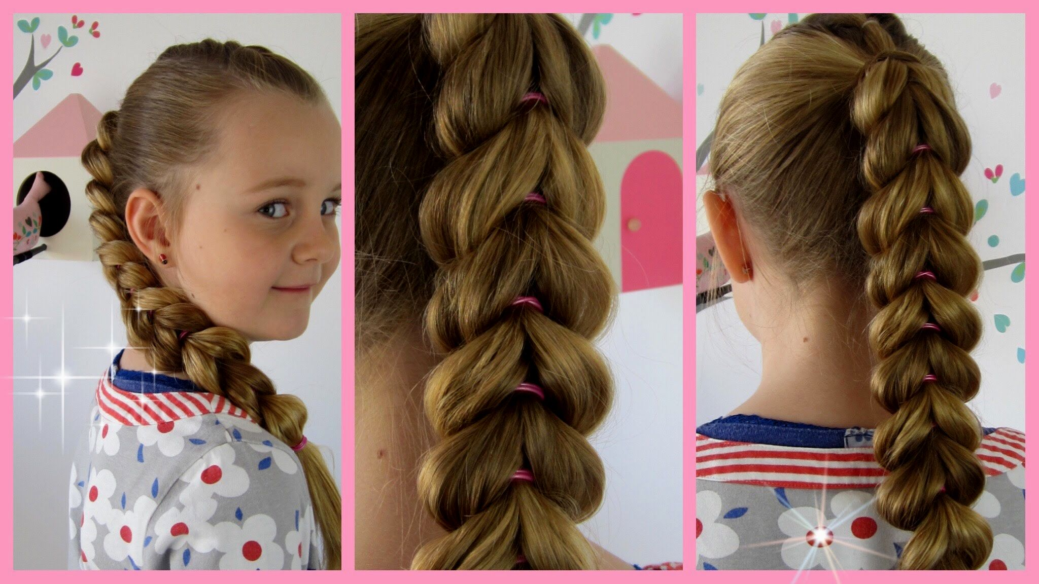 inspirational braids girls photo picture Cool braids girl concepts