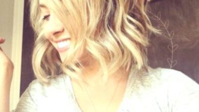 Photo of 20 wavy hairstyles: summer waves for your short locks