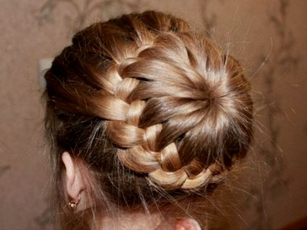 fancy braids girls collection-Cool braids girl concepts