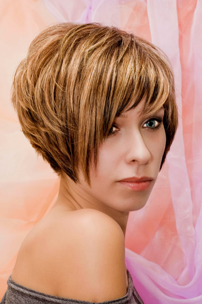 Fantastic Short Hairstyles Fringy Concept-Charming Short Hairstyles Fransig Models