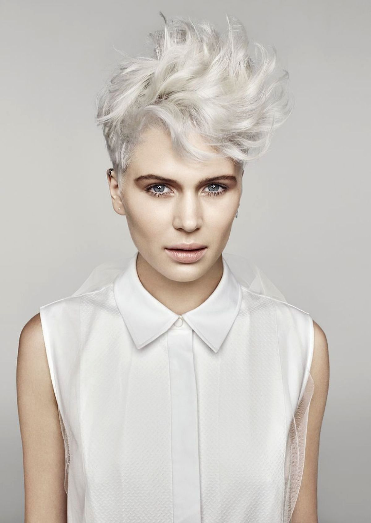 Wonderfully Breathtaking Ladies Short Hair Collection - Lovely Ladies Short Haircut Picture