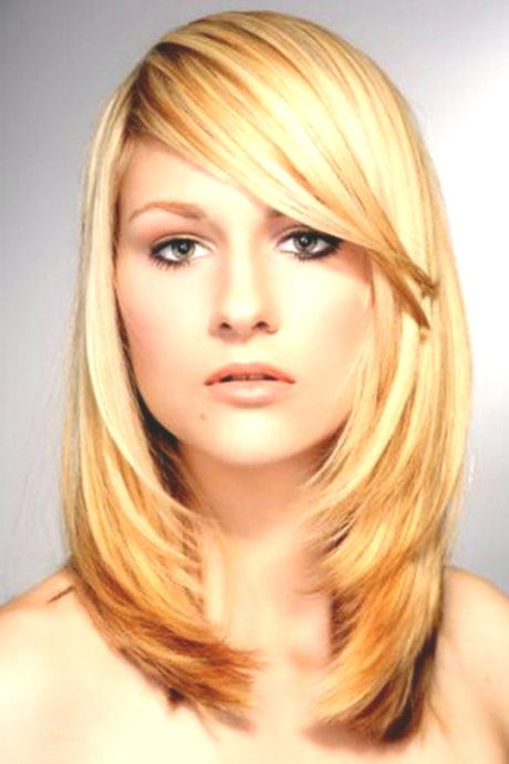 Excellent Hairstyles Medium-length Tiered Decoration-Incredible Hairstyles Medium-length Tiered Concepts