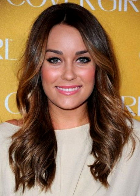 Stylish blonde strapless on brown hair online Cool Blonde Highlights On Brown Hair Ideas