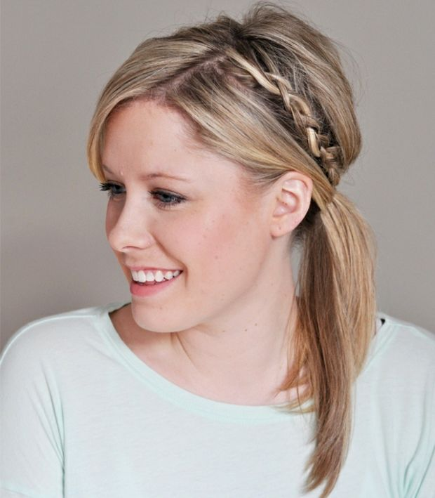 contemporary hairstyles for medium-length hair photo picture-Wonderful hairstyles for mid-length hair portrait