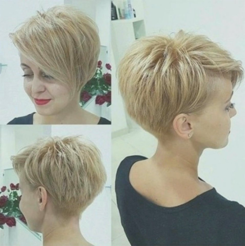 best ladies hairstyles short picture-New Ladies Hairstyles Short Model