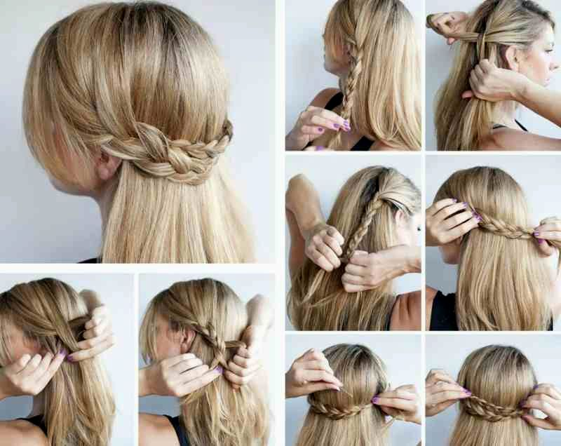 sensational cute updos easy and fast photo-finest updos easy and quick gallery
