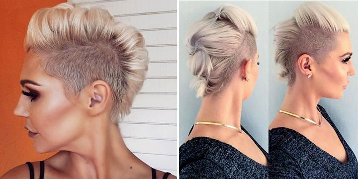 amazing awesome short hairstyles model Best Of Short hairstyles portrait