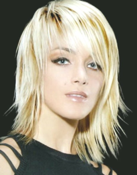 excellent medium-length hair hairstyles background-modern medium-long hair hairstyles architecture