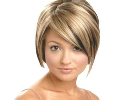 Amazing awesome hairstyles from 50 round face décor-Charming Hairstyles From 50 Round Face Ideas