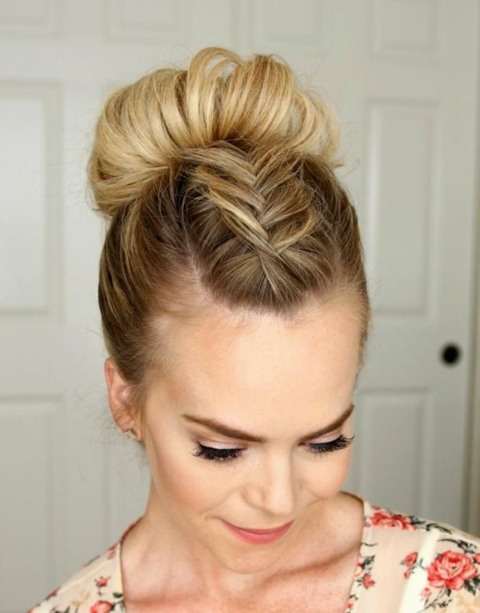 terribly cool festive updos photo picture Cute festive updos ideas