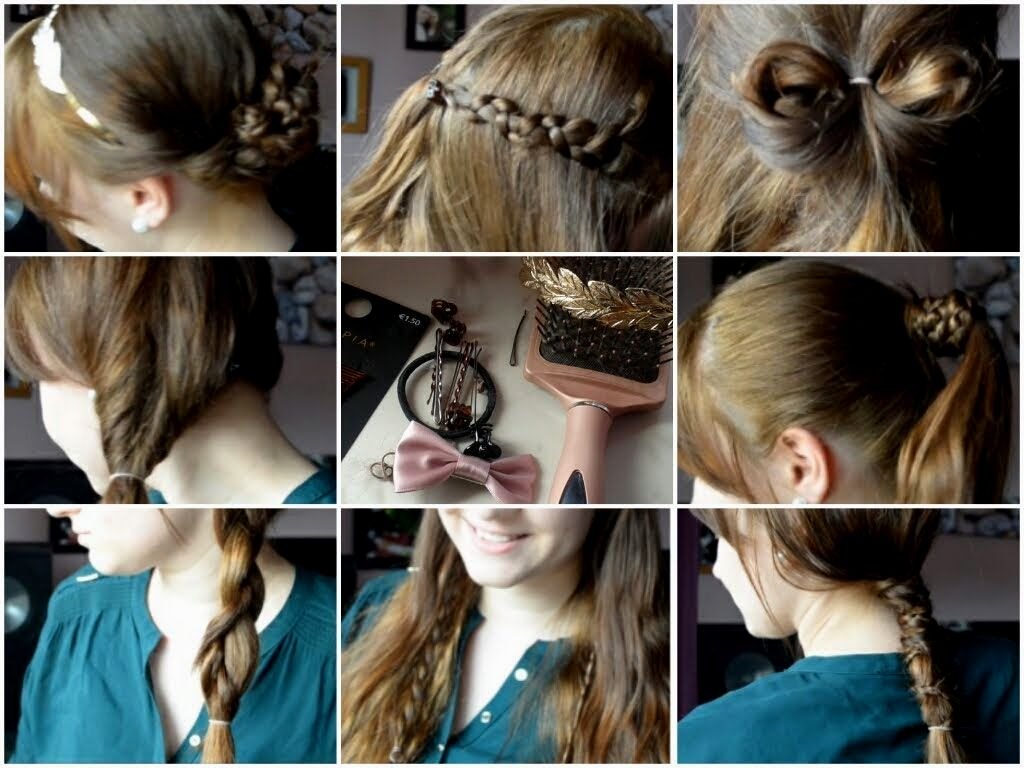 excellent braided hairstyles with pony model-Finest braiding hairstyles With pony model