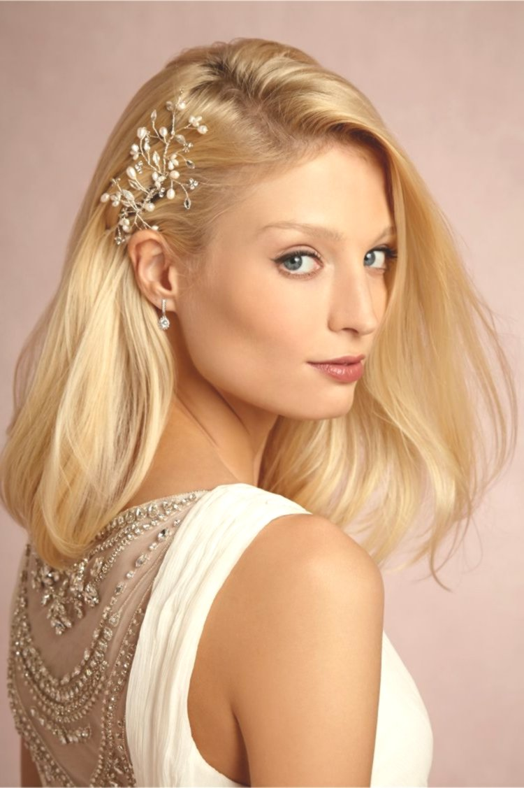 Excellent bridal hairstyle side portrait-Beautiful bridal hairstyle reviews