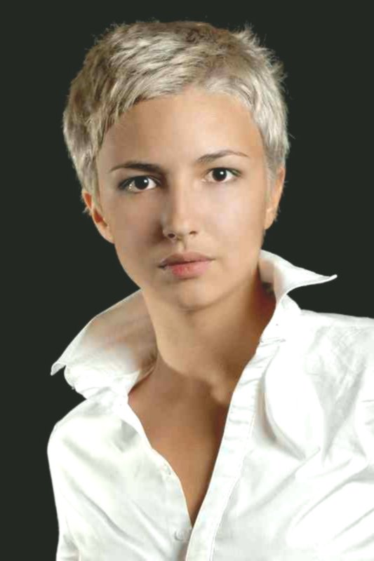 fresh gray short hairstyles design Superb gray short hairstyles Image