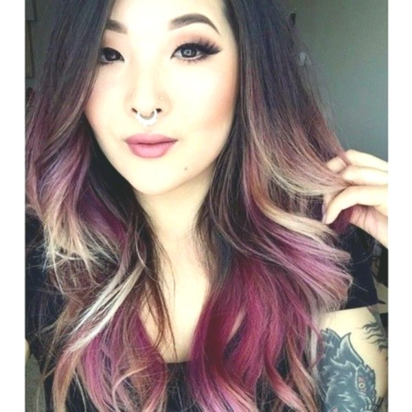 finest maroon hair color pattern-Amazing maroon hair color inspiration