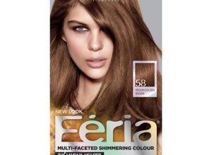 Photo of Fancy bronze hair color architecture