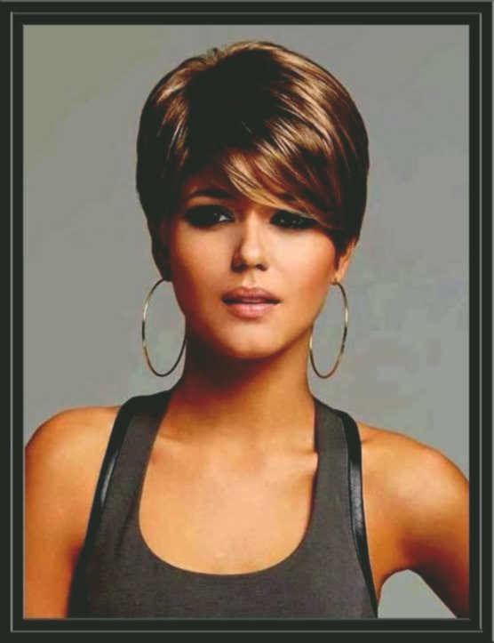 terribly cool short haircut for women photo - Fascinating Short Haircut For Women Design