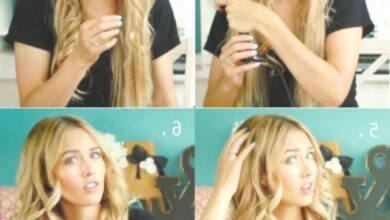 Photo of Loose Curls Tutorials: Long curly hairstyles for girls