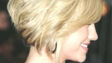Photo of 30 newest short hairstyles for the winter