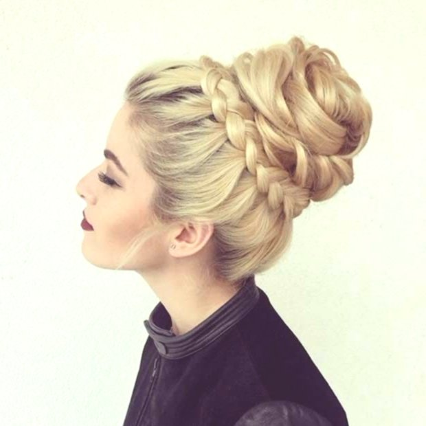 amazingly awesome short-haired braided hairstyles ideas-Fascinating shorthair braiding hairstyles layout