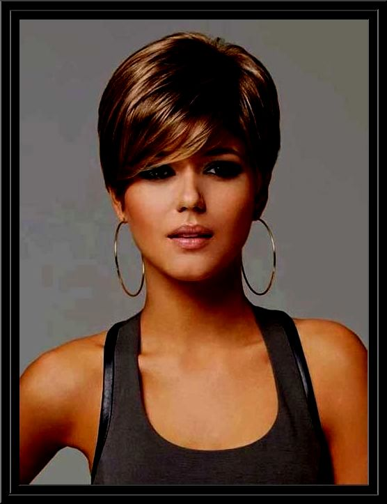 Lovely Very Short Hair Women Building Layout-Fancy Pretty Short Hair Women Photography