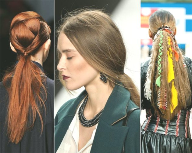 2018 Herbst / Winter 2018 Frisuren Tendenzen