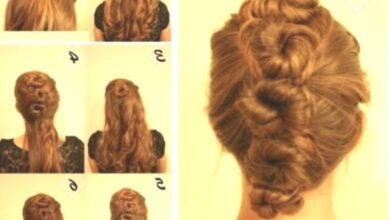 Photo of Homecoming Updoings: Faux Hawk Updos Tutorial
