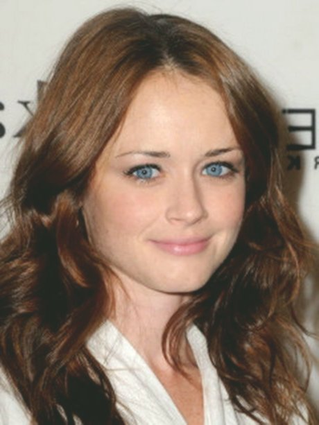 Stylish golden brown hair color photo image - intriguing golden brown hair color decor