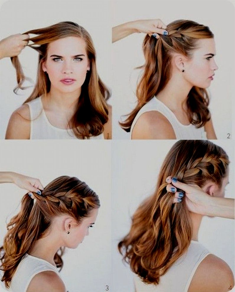 fantastic easy oktoberfest hairstyles to make yourself model-cute Simple Oktoberfest Hairstyles Do it yourself collection