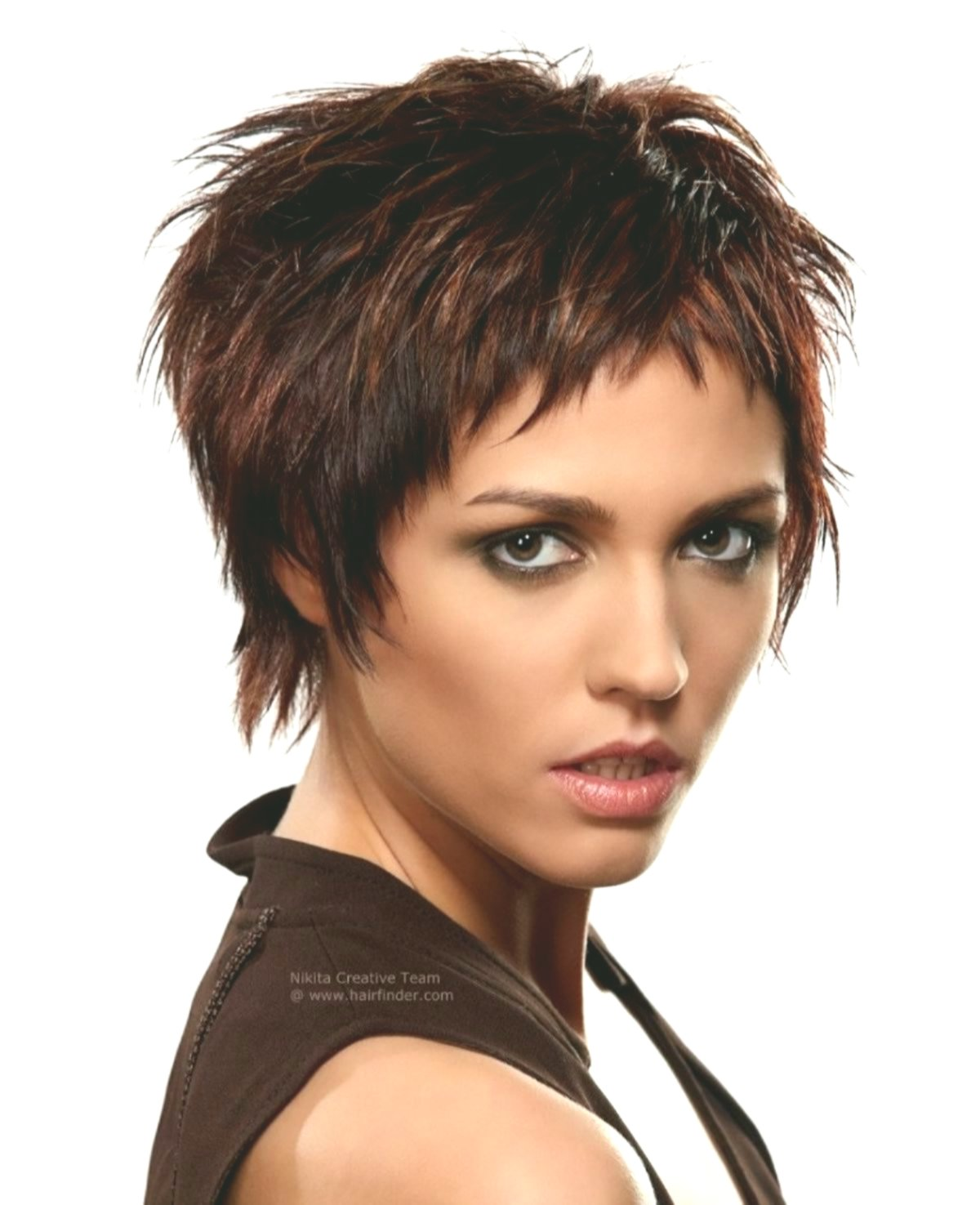 wonderfully stunning cool hairstyles décor-Lovely Cool Short Hairstyles Wall