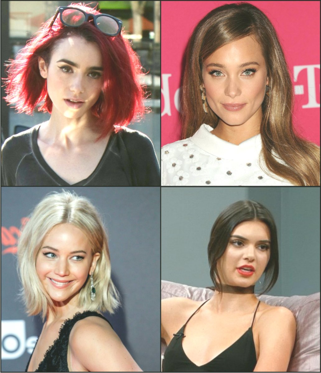 Hottest Hair Color Trends 2019 Fall Winter 2018 Hair