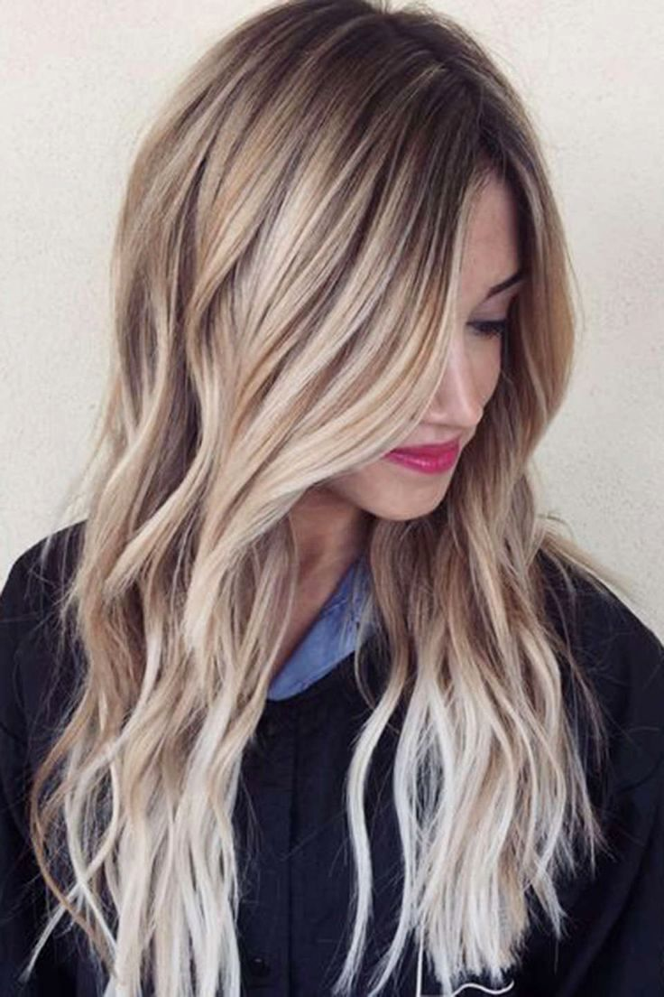 upwards blond hairstyle on brown hair inspiration-cool Blonde highlights on brown hair ideas