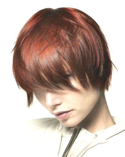 Short Red Hairstyles Straight Cut Hair Style 2019