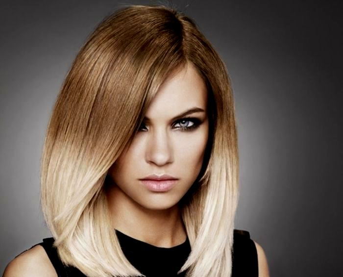 latest black hair blond dye portrait-top black hair blond dyeing photo