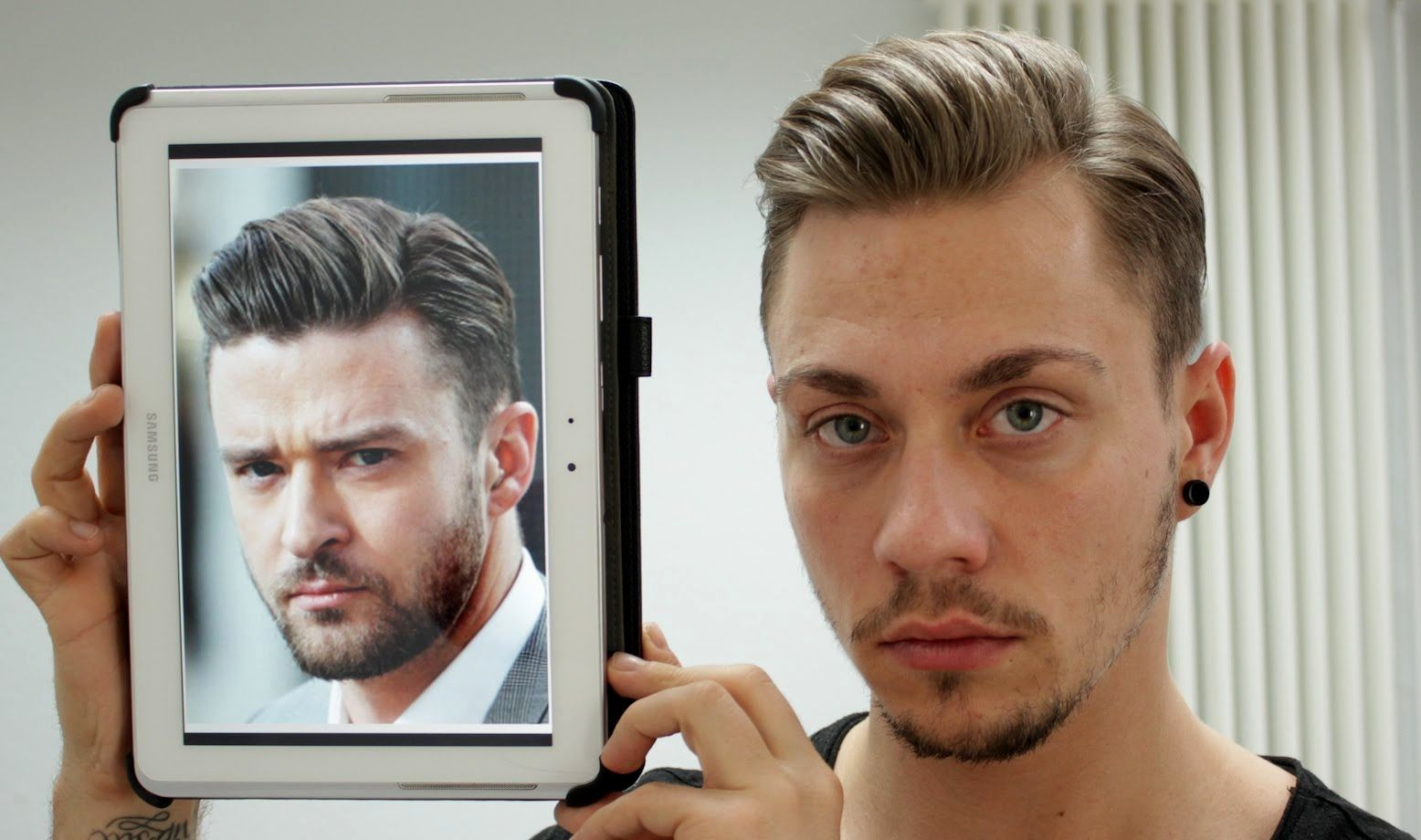 mesmerizing men hairstyles light hair gallery-top man hairstyles light hair image