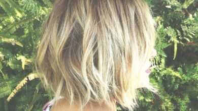 Photo of 20 glamorous bob hairstyles for fine hair: Easy Short Hair