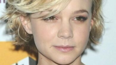 Photo of Carey Mulligan Short hairstyles for fine hair