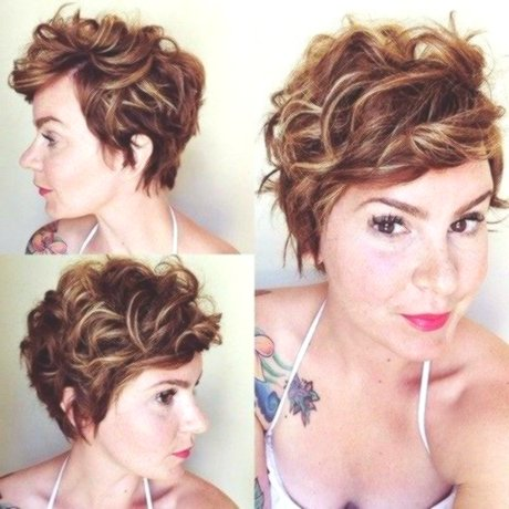 luxury short hair with curls photo-Cute Short Hair with curls Reviews