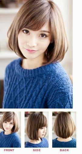 lovely chin-length hairstyles gallery-Best Kinnlange hairstyles layout