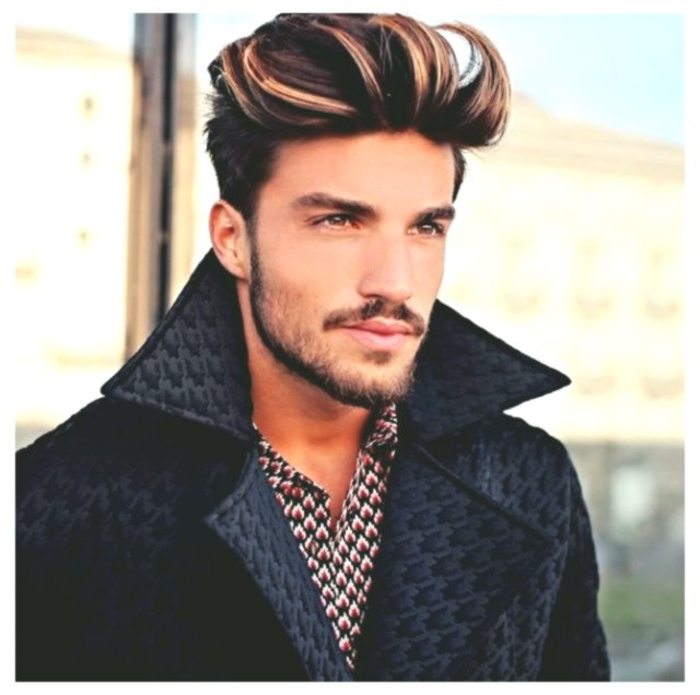 Excellent Men's Hair Dyeing Ideas- Best Of Men's Hair Dyeing Image