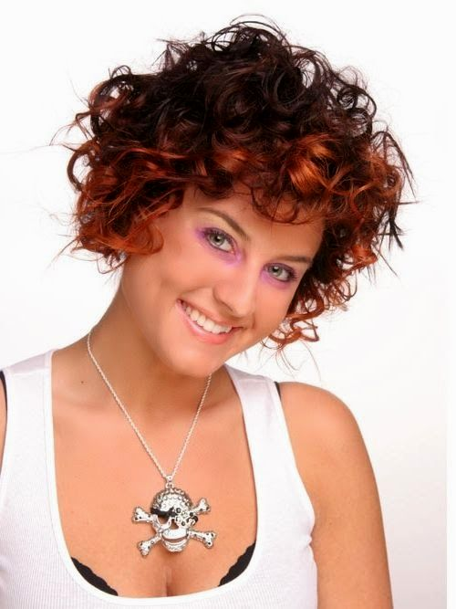 latest short hairstyle natural curls pictures model-Terrific short hairstyle natural curls pictures decoration
