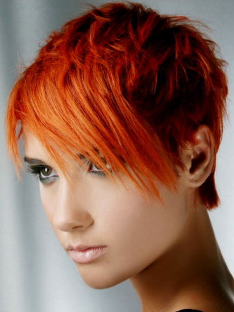finest funky hairstyles photo picture Superb Funky Hairstyles Decor