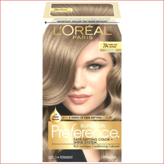 Stylish Loreal Hair Color Blonde Gallery-Fascinating Loreal Hair Color Blonde Model