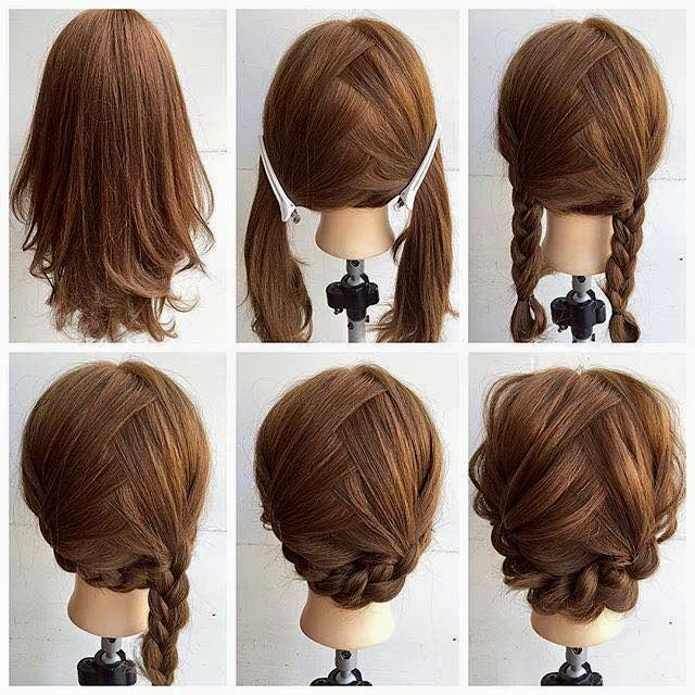 fancy braiding hairstyling instructions with images ideas Modern Braids Hairstyles Instructions With Images Design