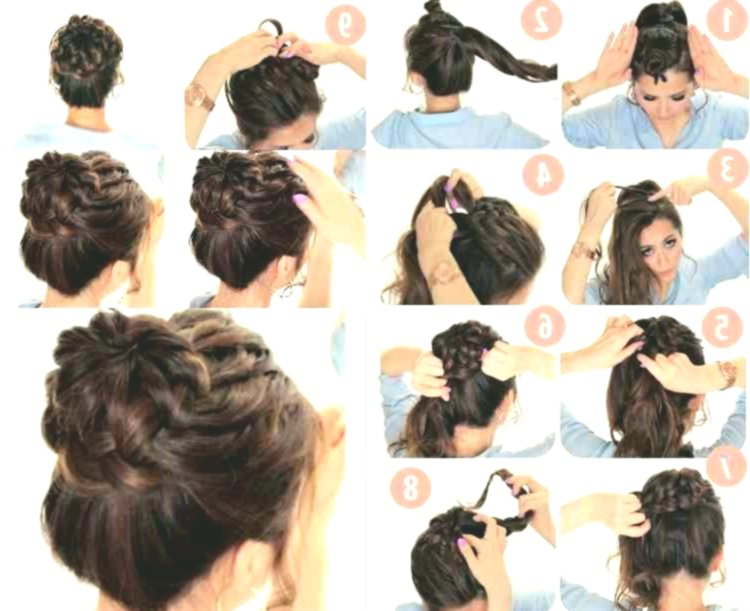 fantastic simple hairstyling instructions ideas-Excellent Simple Hairstyles Instructions Models