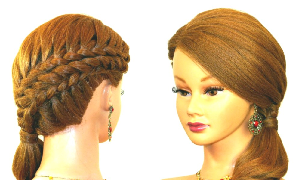 Stylish Hairstyles For Wedding Guests Gallery-Cute Hairstyles For Wedding Guests Model